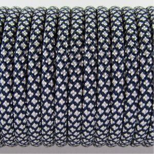ПАРАКОРД 550, TYPE III, GRID ROYAL BLUE&SILVER GREY #100
