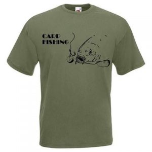 футболка для рибака