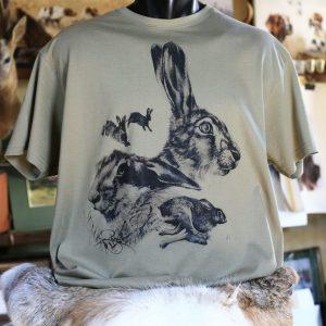 Футболки із зайцями