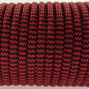 ПАРАКОРД 550 TYPE III, MEXICO BLACK&RED #075