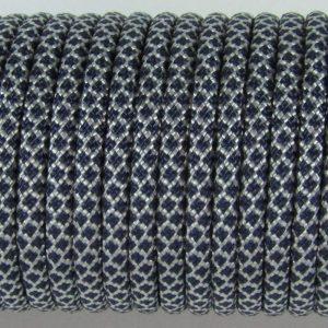 ПАРАКОРД 550, TYPE III, GRID SILVER GREY&ROYAL BLUE #099
