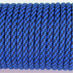 ПАРАКОРД 550, TYPE III, SPIRAL BLACK&BLUE #086