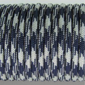 ПАРАКОРД 550, TYPE III, CAMO ROYAL BLUE&SILVER GREY