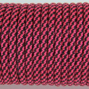 ПАРАКОРД 550, TYPE III, SPIRAL BLACK&PINK #088